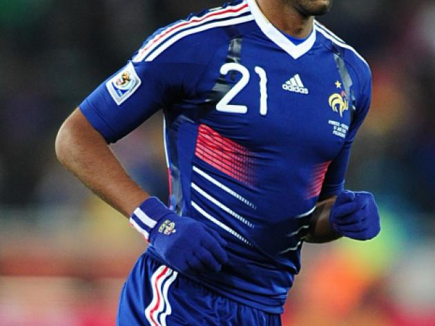 Anelka's France career over?