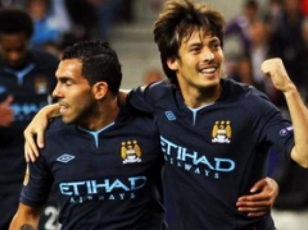 Silva sets up simple City success