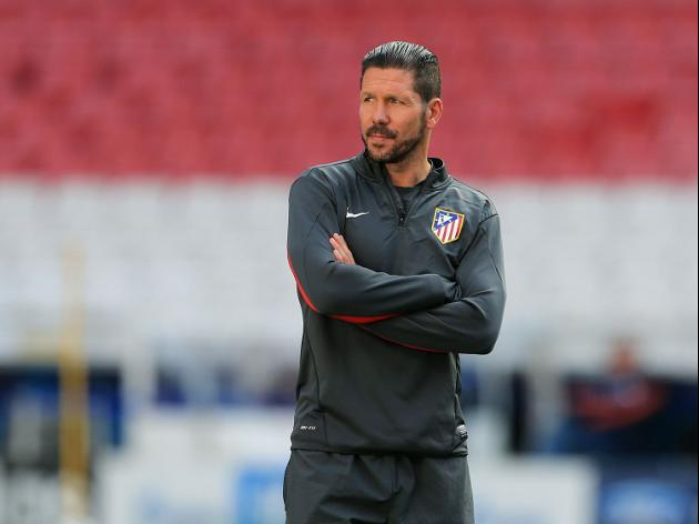 Simeone: Injuries won't stop us