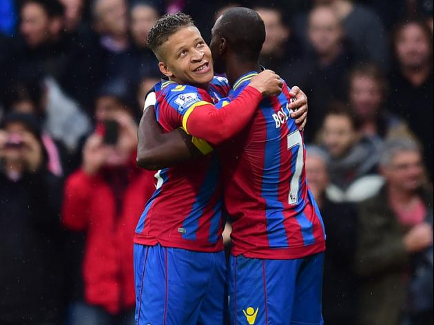 Palace pile misery on Liverpool
