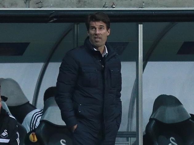 Laudrup: Show no fear