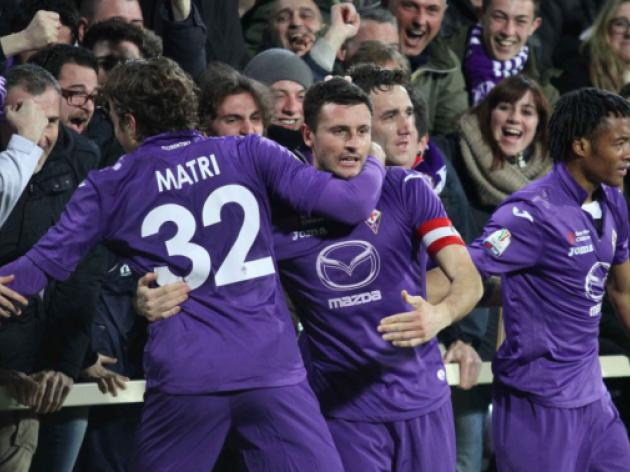 Fiorentina overcome Udinese to reach Cup final