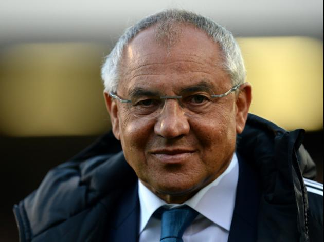 Felix Magath is still ideal for Fulham, insists Shahid Khan