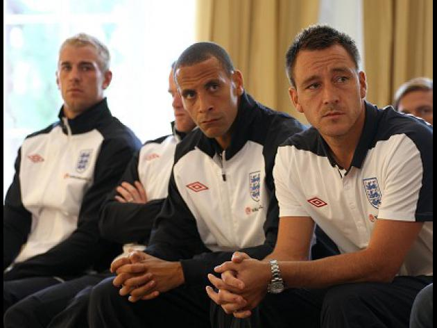 Ferdinand excited by England spirit