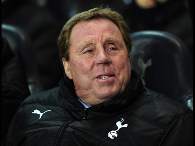 Redknapp ready for third place battle with Arsenal