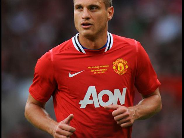 Vidic never doubted United