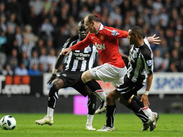 Newcastle United 0-0 Manchester United: Report