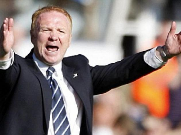 Alex McLeish warns: It is 'nigh on impossible' for Birmingham to finish in top six