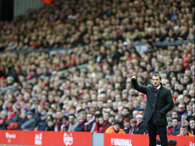 Rodgers wants Reds to pile pressure on Chelsea