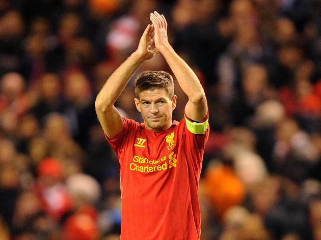 Gerrard buoyed by Reds new-boys