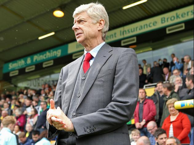 Wenger eyes successful summer