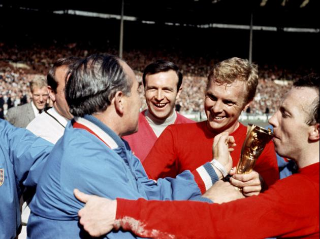 Word Cup 2014 - 66 days to go: England 1966