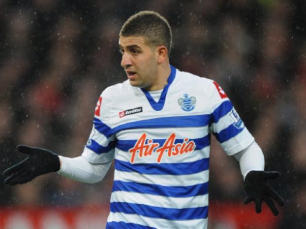 Manchester United target QPR talent Adel Taarabt