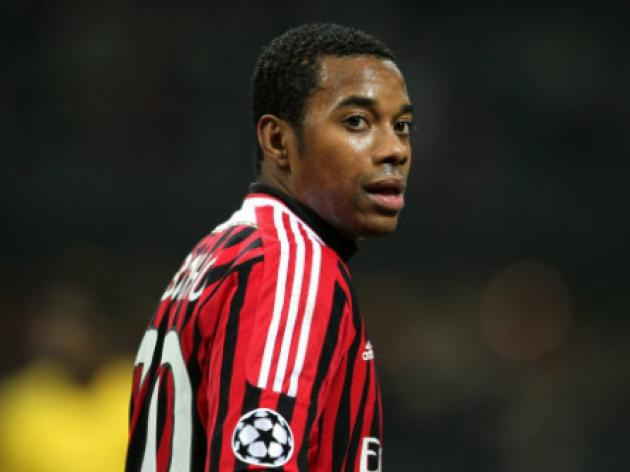Top 10 most expensive players of all time: 9 - Robinho