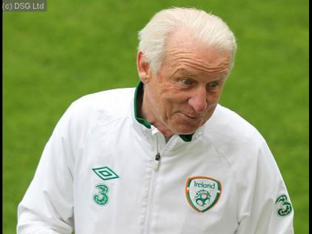 Trapattoni to remain as Ireland manager