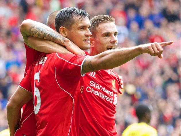 Dejan Lovren will bring the best out of me says Liverpool captain Martin Skrtel