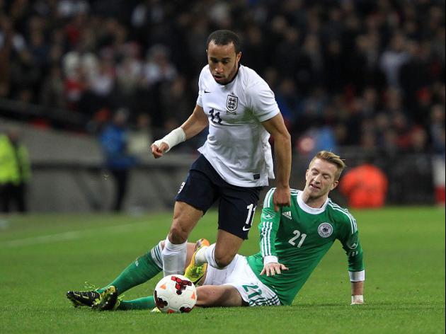 Townsend World Cup dreams dashed