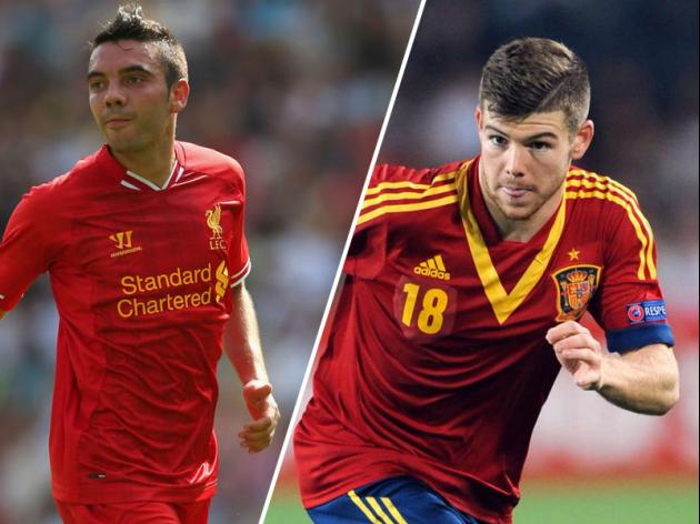 Aspas and Moreno in Liverpool Sevilla swap deal