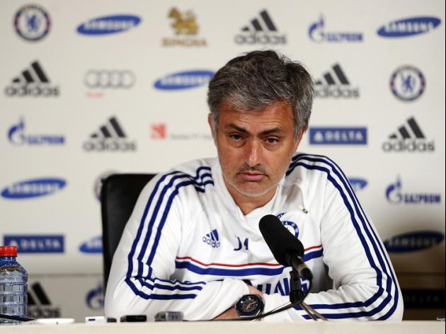 Mourinho ready for challenge ahead