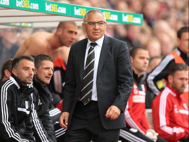 Magath: Players lacked fight