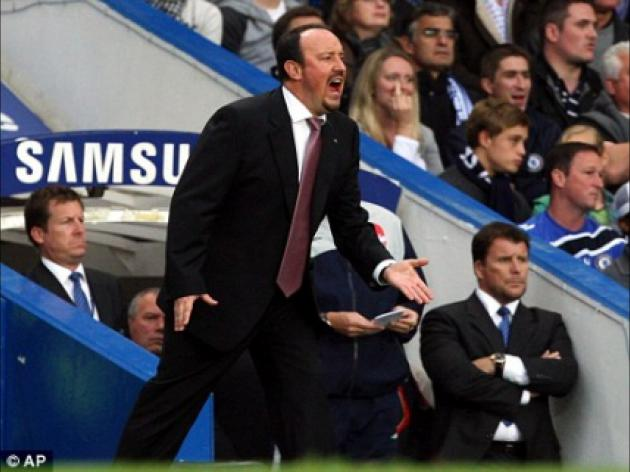 Martin Samuel: It's tough at the top for Benitez after losing his Alonso X-factor