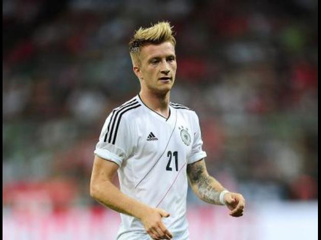 Reus out of World Cup