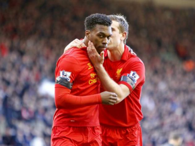 Sturridge and Coutinho show Liverpool can survive sans Suarez