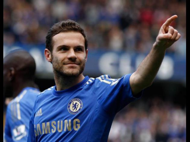 Whats the Mata You? Not to Mourinho's taste?