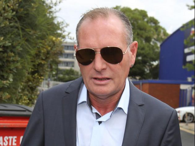 Redknapp offers Gazza coaching work