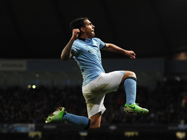 Tevez ready for fresh challenge