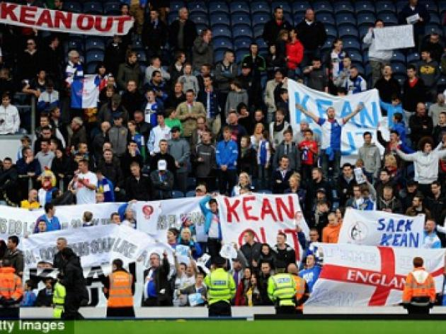 Blackburn fans to protest again