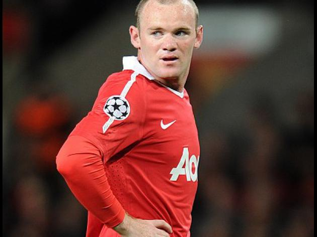 Ferguson unsure over Rooney return