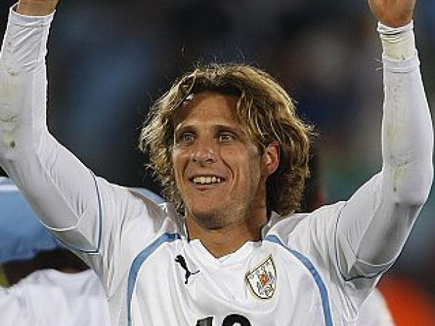 Forlan says Uruguayans on right track