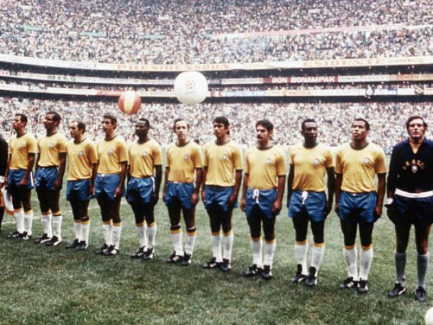 World Cup 2014 - 95 days to go: 95 goals scored in 1970