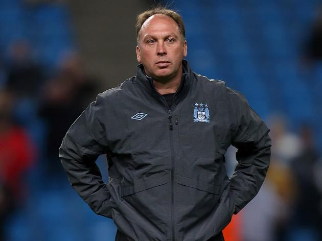 Manchester City assistant boss David Platt happy with routine win