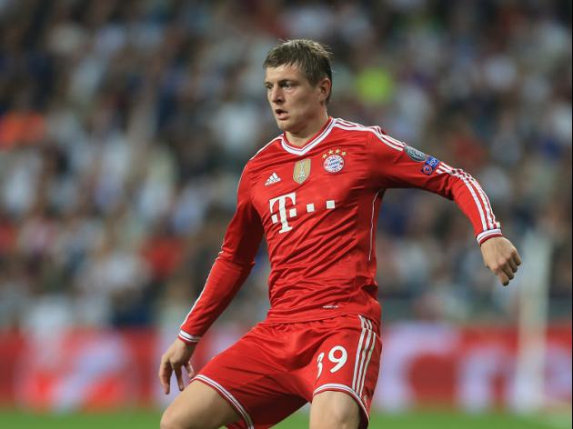 Toni Kroos: 'I won't join United'
