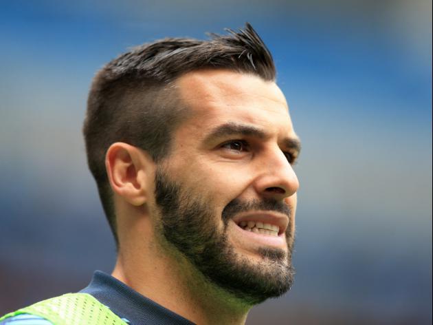 Alvaro Negredo signs for Valencia on loan from Manchester City