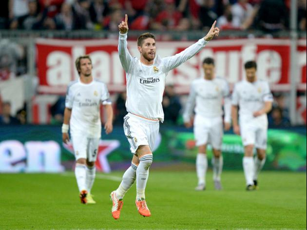 Guardiola's Bayern beaten by rampant Real