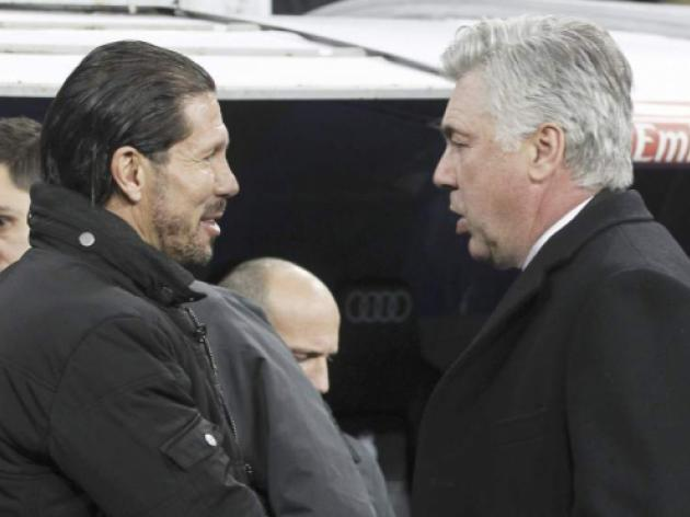 Real revenge over Atletico pleases Ancelotti