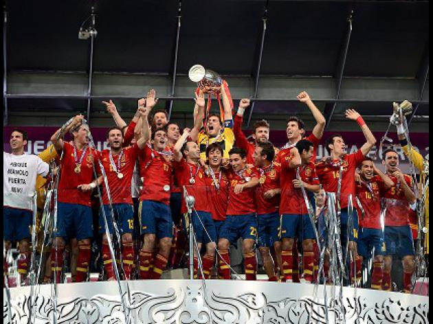 Spain head unchanged top 10 in FIFA rankings