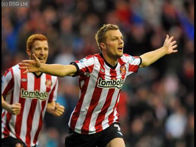 Sunderland's Seb Larsson admits Black Cats lack confidence in front of goal