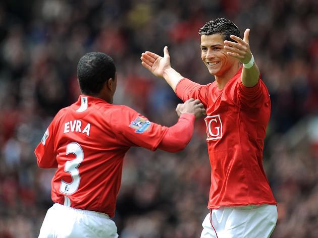 Evra: Come home Ronaldo