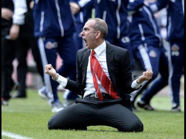 Sunderland boss Paolo Di Canio dedicates win to mother