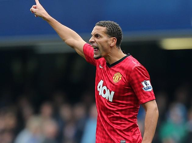 Manchester United's Rio Ferdinand focused only on the Premier League
