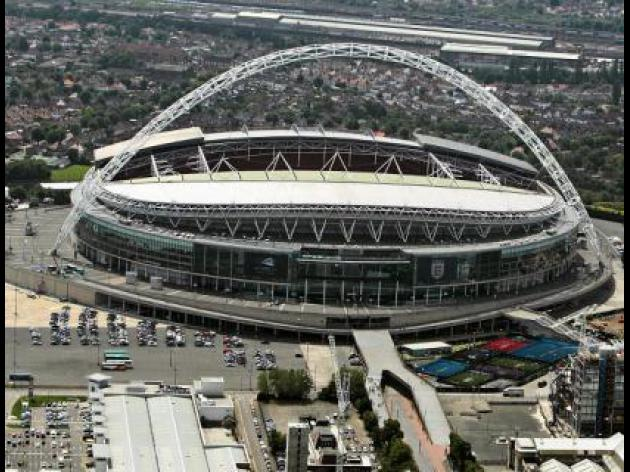 Wembley naming rights not for sale - FA