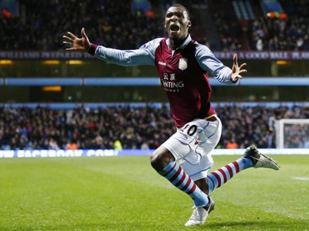 Benteke signs new Aston Villa deal, snubbing Spurs in the process?