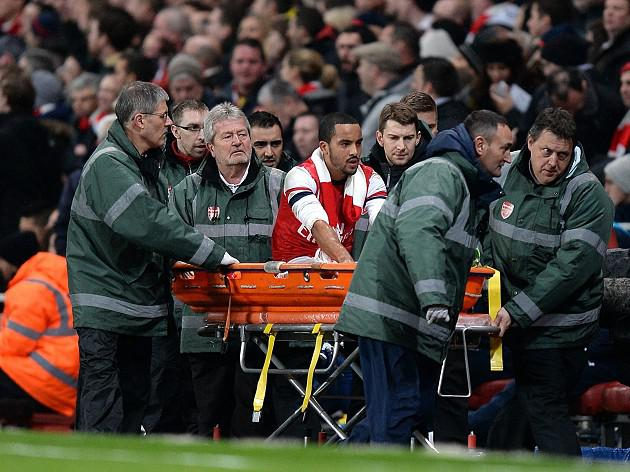 Hodgson support for injured Walcott