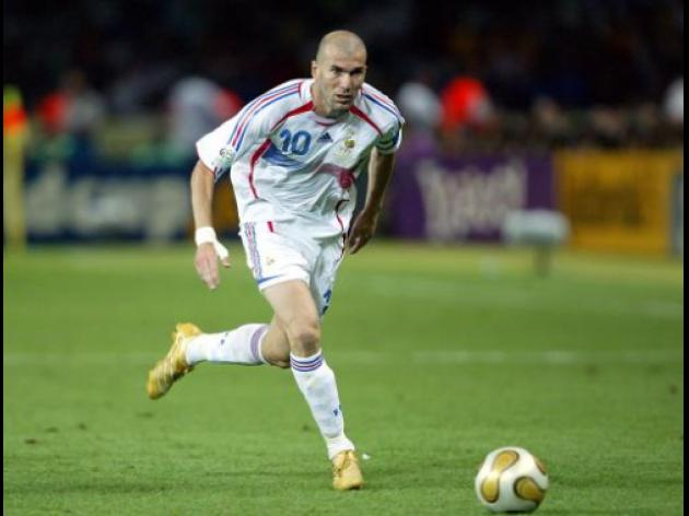 Top 10 most expensive players of all time: 10 - Zinedine Zidane