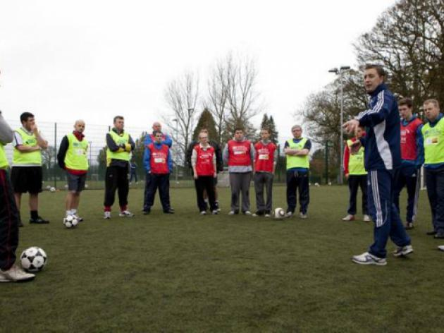 Grassroots Football, Coaches who don't coach