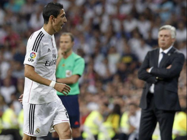 Angel Di Maria has asked to leave Real Madrid and Sami Khedira could also move
